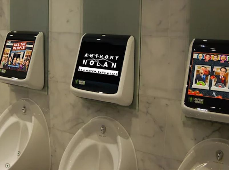 The Guardian: Pee-powered ads and teleportation: the shock and awe approach to 'screenagers'