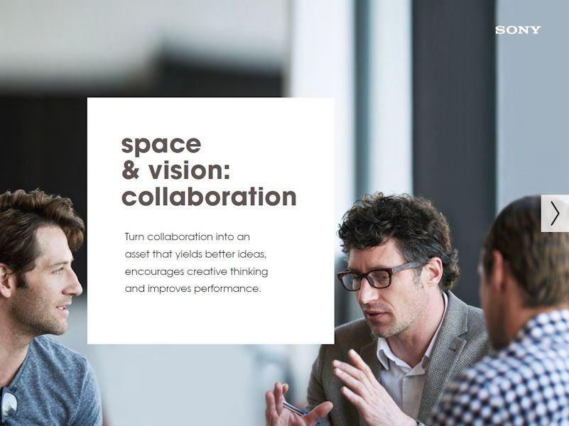 Space & Vision: Collaboration