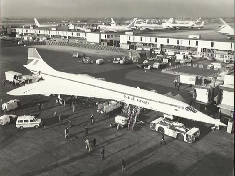 Take-off crash 'n' burn didn't kill the Concorde, it was just too bloody expensive